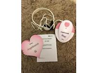 Angelsounds baby fetal heart monitor