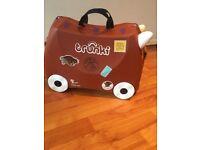 Gruffalo Trunki - ride on suitcase