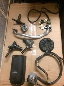 Suzuki gs850 motorcycle spares job lot to clear