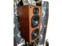 Bower and Wilkins dm1400 reference speakers