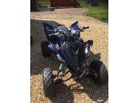 Yamaha raptor 700r, quad, quadbike, road legal
