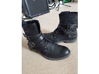 Men's Boots. Rock, Punk, Biker (7)