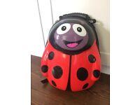 Children's Ladybird Rucksack