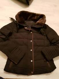 Zara ladies size large coat