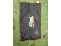 *** Snap On Racing Wing Cover *** £20