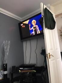LG wall TV 42 inch