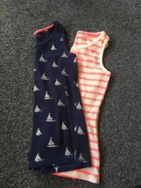 Summer vest tops