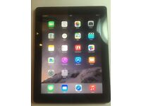 iPad 3 32gb Black Cellular (Unlocked) - 90 Day Warranty