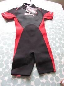 Brand New Kaiko Wet Suit Boys Size 13