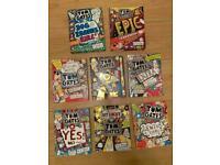 8x New Tom Gates Children Fiction Books £40