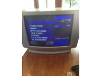 Xbox with 28 inch TV *** Retro Gaming***