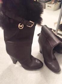 Brand new Micheal Kors boots size 5