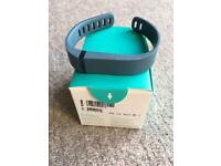 Fitbit Flex strap blue size small