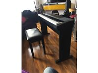 Casio CDP-130 (CDP130) Excellent Digital Piano, Perfect Condition with Extras