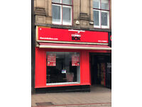 SHOP TO LET in Prime Location- SHEFFIELD