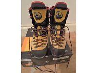 La Sportiva Nepal CUBE B3 mountaineering Boots size 9UK/43EU