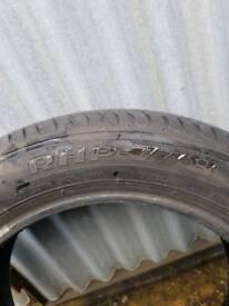 185 55 15 rovelo tyre 4.5mm