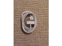 Genuine Apple charging cable for iPhone 3, 3G 4 and 4s