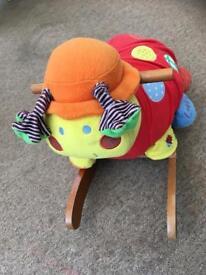Mama & Papas Lotty Rocking Horse Toy