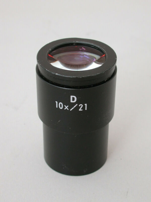 Nikon D 10x/21 Stereo Microscope Eyepiece