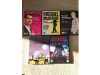 Comedy/Comedian/Entertainment DVD's