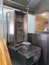 Archway Kebab/Shawarma Machine Burner!! 4 Burners!! Great Working Condition!!