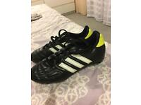 Adidas football boots size 4