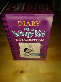 Diary of a Whimpy Kid Box Set