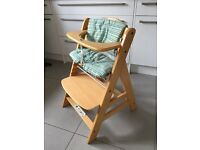 Hauck High Chair - good condition