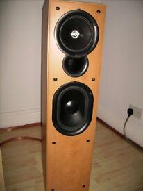 Kef Q65.2 Pair of Loudspeakers.