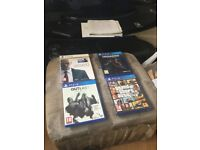PS4 GAMES. £20 EACH OR ALL 4 FOR £70