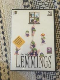 Lemmings for Windows PC game