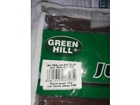 Green Hill Judo suit