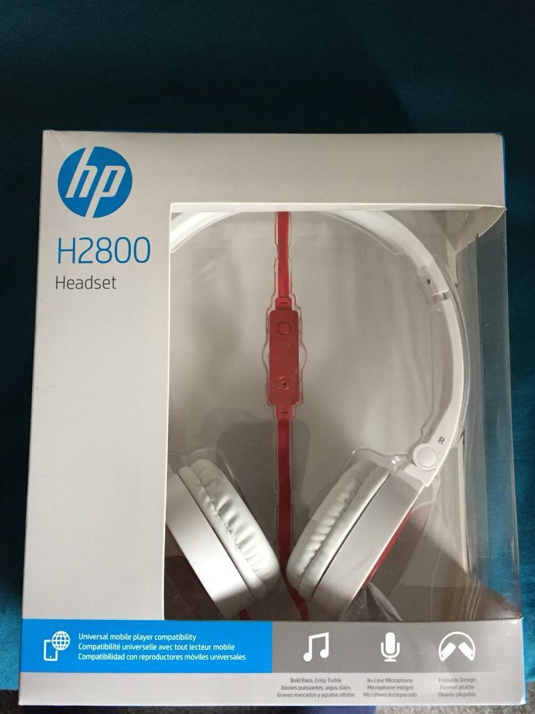 iPhone/ Android HP headphones