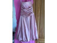 Dessy prom / bridesmaid dress