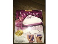 Sonique hair removal kit