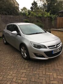 Vauxhall Astra 1.7 diesel perfect