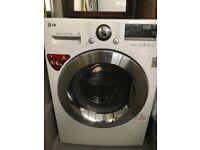 LG Washer Dryer - 2 in 1 washing machine and dryer 9 / 6 Kg