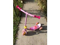 Peppa Pig Triscooter