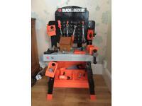 Black and Decker Toy Workstation