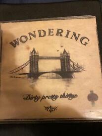 Dirty Pretty Things - Wondering - rare vinyl single