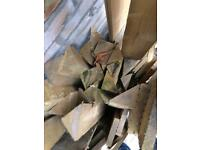 Treated timber. Garden arris rails. Clean timber. 1m +. Fencing. Repair job. Garden feature.