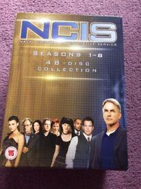 NCIS Season 1-11 Boxset