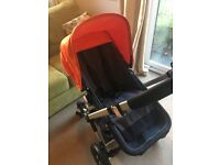 Bugaboo chameleon 3 with extras, brilliant condition.