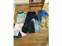 Boys amazing bundle for summer! Age 6-7. Next, gap, monsoon etc. £10