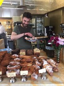 Barista and barman for trendy Italian diner Surrey Quays SE16 - £9