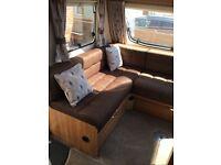 Swift ew Quattro 2014 twin axle caravan