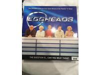 Eggheads boardgame