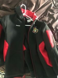 Authentic Ottawa senators sweater