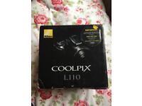 Nikon CoolpixL110 camera